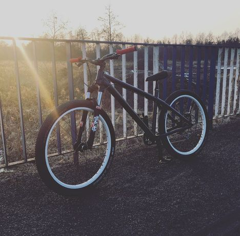 Dartmoor Hornet jak nowy dirt bike street dh