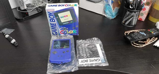 GBC Game Boy Color