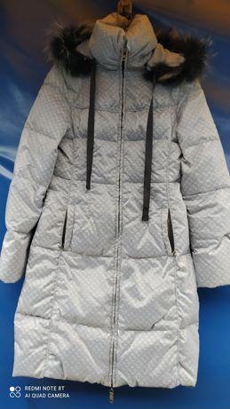 Пальто (пуховие)