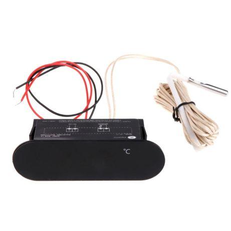 Termómetro 300ºC digital, decimal, 12V ou 220V