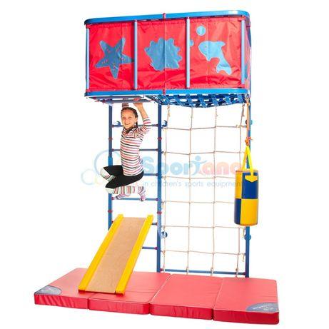 Детский спортивной игровой комплекс, спортивный уголок Спортана Юнга