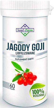 Jagody GOJI z Polski