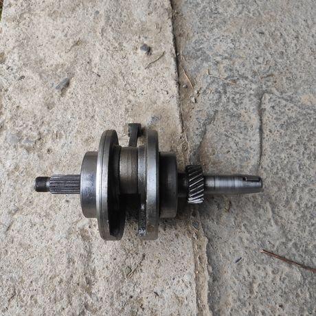 Колінвал  до мотора Cg 150