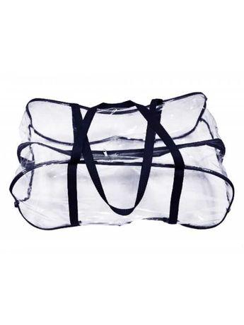 Прозрачные ПВХ сумки в роддом в розницу и оптом от 55 грн