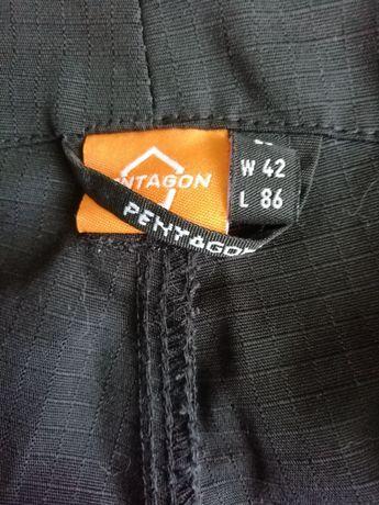 Spodnie bojówki męskie pentagon