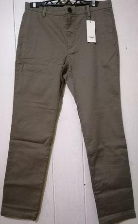 NOWE spodnie męskie S chinosy Zalando Essentials r.32, z metką