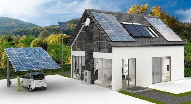 Fotowoltaika Instalacje fotowoltaiczne Solary Panele słoneczne 3-50 KW