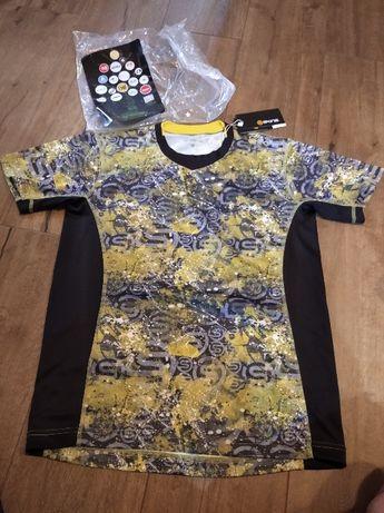 Koszulka męska biegowa firmy Skin. Buff roz S. Nowa.