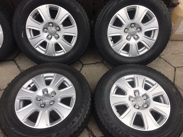 """Felgi aluminiowe 16"""" Audi A3 A4 B5 B6 B7 A6 C5 C6 Q3 VW Tiguan Sharan"""