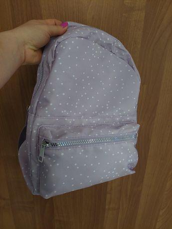 Śliczny nowy plecak