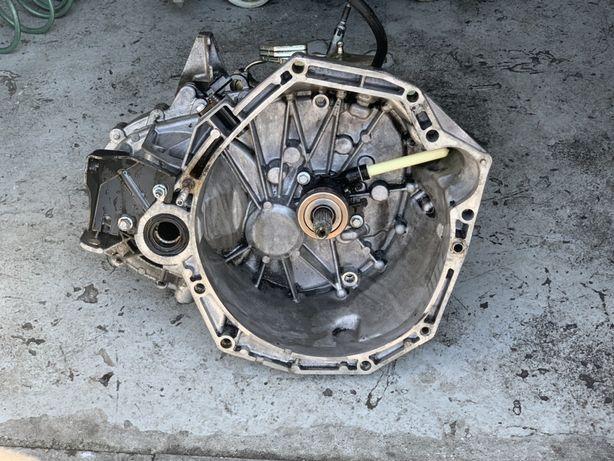 Caixa de velocidades 6v renault 1.5 dci ref: TL4 A 001