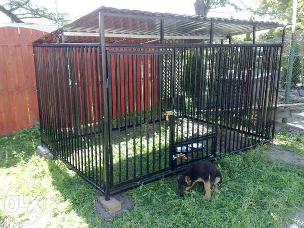 Klatka Klatki Kojec dla psa Kojce dla psów Boks Boksy OPC24h