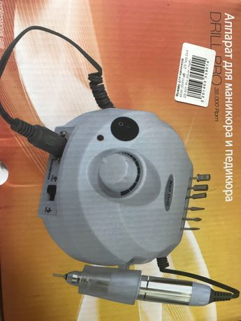 Аппарат для маникюра и педюкюра nail drill zs-601 35000  оборотов