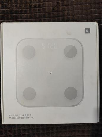 Смарт-весы Xiaomi Mi Body Composition Scales 2