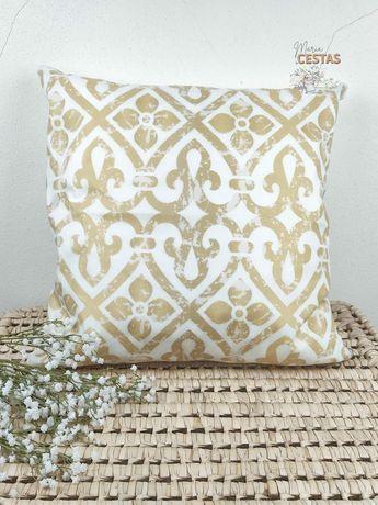 Almofada Decorativa Estampada