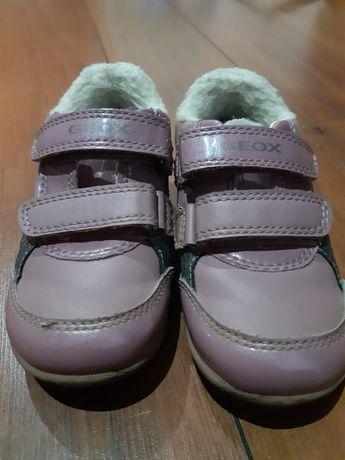 Buty dziecięce GEOX rozm. 23 ocieplone
