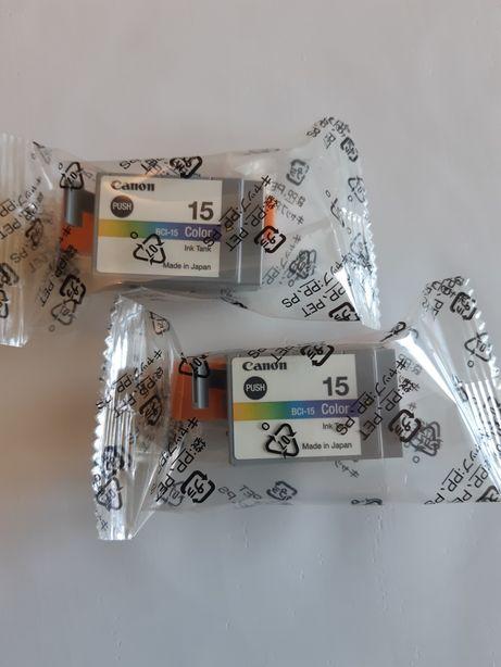 Картридж цветной Canon BCI-15 Color для принтера Canon i80