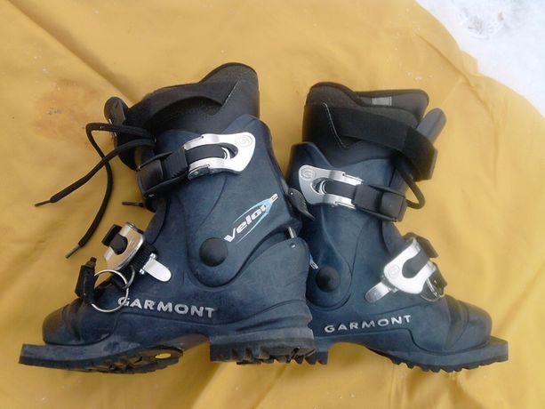 buty narciarskie Garmont do Telemarku Veloce 38/- wkładka 24,5-Super