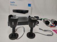 [NOVO] Sistema de Vídeo Vigilância [2 Câmeras 1080P] CCTV Alarme