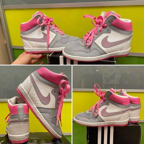 ‼️ хайтопы nike 38,5 adidas 38 высокие кроссовки puma ботинки сникерсы