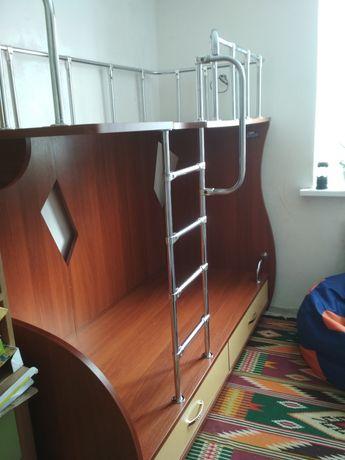 Ліжко двоповерхове Фабрика Ренесанс