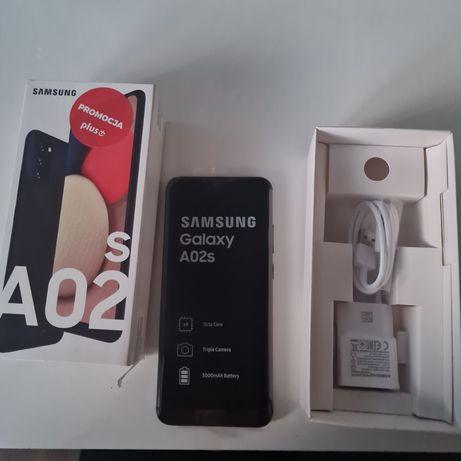 Nowy smartfon Samsung Galaxy A02s