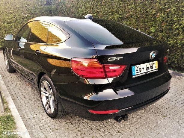 BMW 320 Gran Turismo d Auto Line Sport
