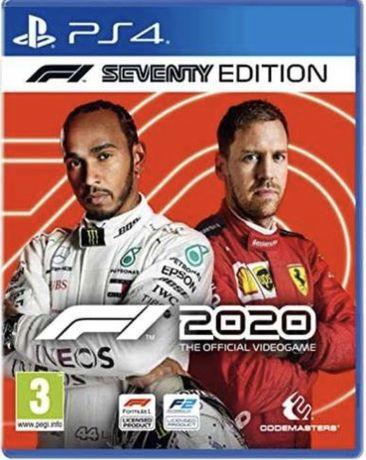 Formula 1 2020 ps4