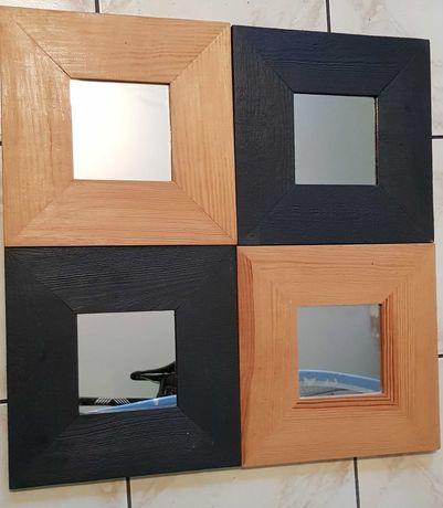 Ikea ozdoby lusterka na ścianę