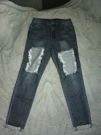 Sprzedam spodnie z dziurami