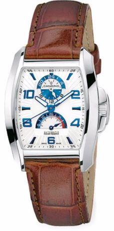 Мужские швейцарские наручные часы Candino CANDINO