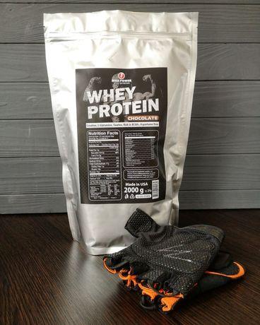 Протеин сывороточный (США) 2 кг