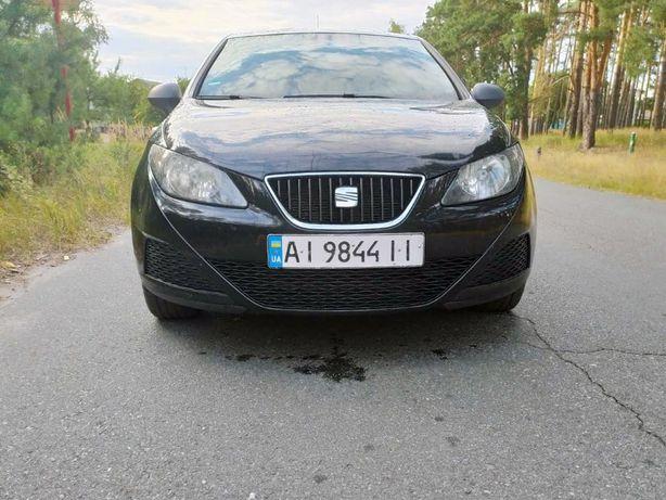 Seat Ibiza 1.4 турбо-дизель 2008 год