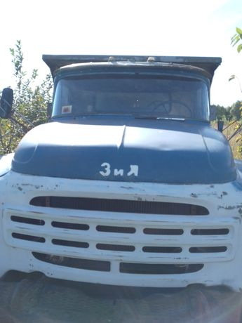 ЗИЛ 555 самосвал