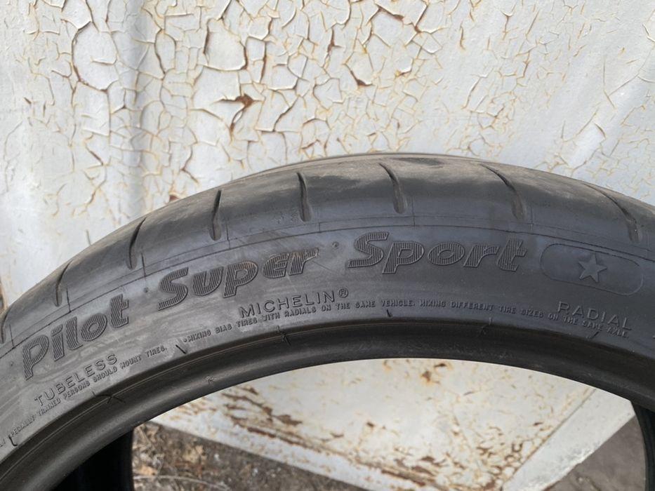 Michelin pilot super sport 265/35/r20 1шт. Одесса - изображение 1