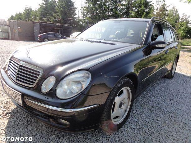 Mercedes-Benz Klasa E 2.2CDI! 150KM! Automat! Skóra! Klima! Elektryka! Zamiana!
