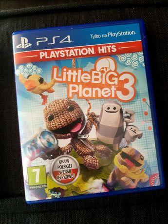 Gra PS4 Litle Big Planet 3