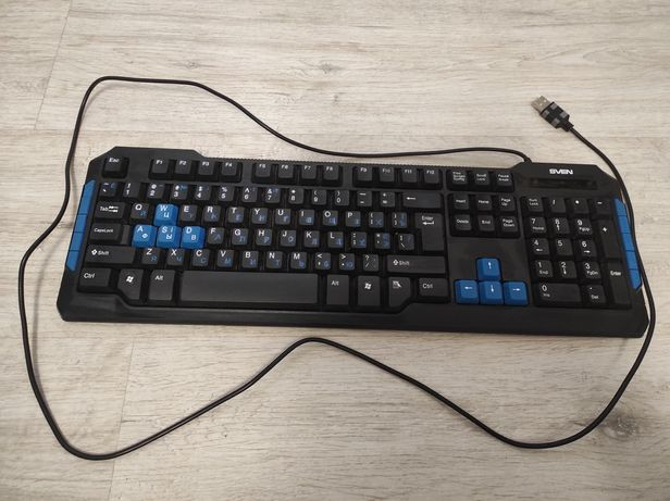 Клавиатура проводная Sven Challenge 9500