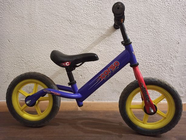 Велобег двух колёсный