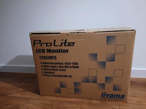Monitor dotykowy IIYAMA T2452MTS