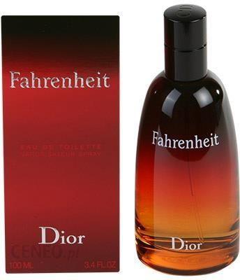 Perfumy dior Fahrenheit 100 ml WYPRZEDAŻ