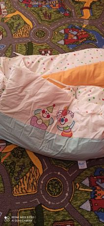 Защита на кроватку,балдахин,пеленатор,кокон для малыша