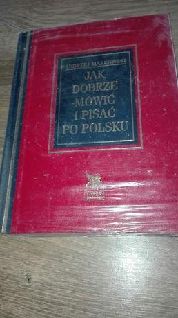 Jak dobrze mowic i pisac po polsku