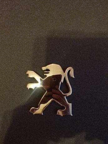 peugeot 307 znaczek logo emblemat klapa