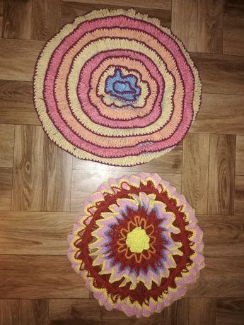 Poszewki na poduszki okrągłe