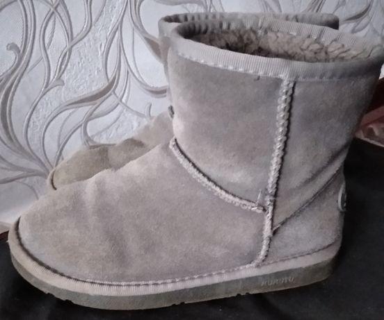 Зимняя обувь__уги