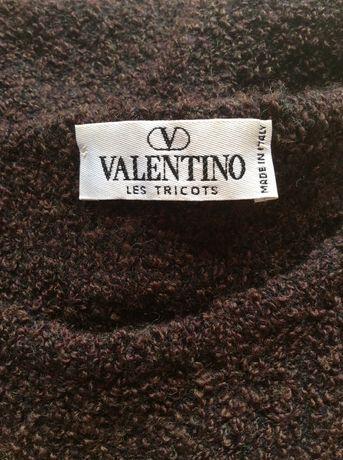 Valentino оригинал винтаж gucci chanel натуральная шерсть