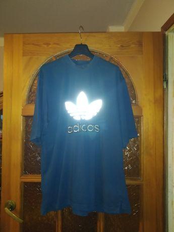 Męska koszulka firmy Adidas Vintage