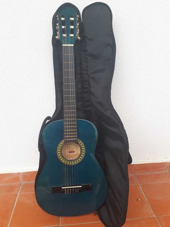 Guitarra acústica criança 6-9 anos