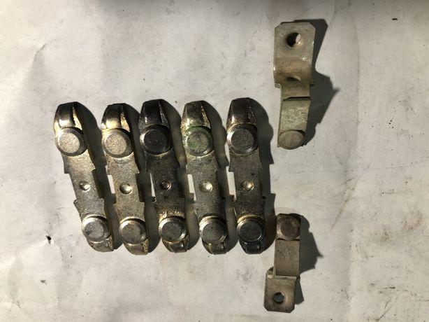 Контакты кпд(КПЕ)5 подвижные/неподвижные серебро